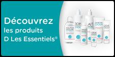Découvrez la gamme Les Essentiels dans les pharmacies en ligne Pharmodel