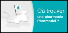 Trouvez une pharmacie Pharmodel ou un pharmacien en ligne