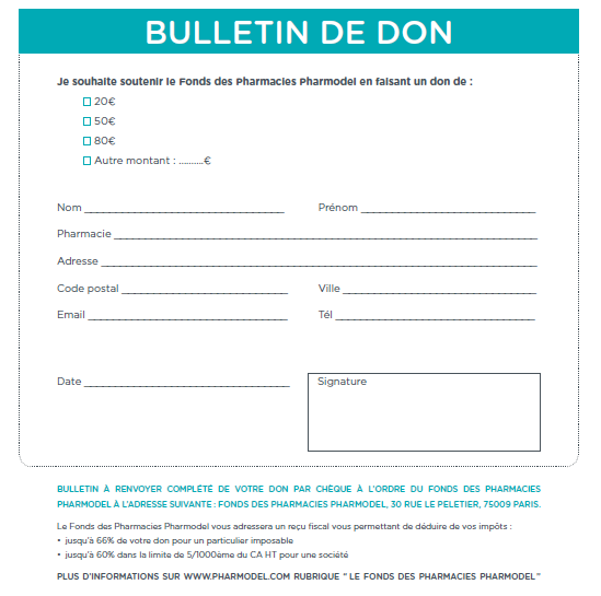 Bulletin don FPP